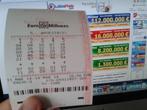 Play EuroMillions Official Site